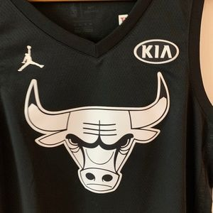 590d03af85c Nike Shirts - Chicago Bulls Michael Jordan 2018 All-Star Jersey